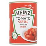 Heinz Gepelde tomaten