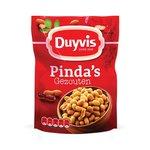 Duyvis Pinda gezouten.