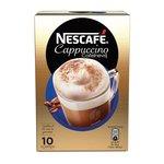 Nescafe Gold cappuccino.