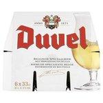 Duvel Bier 6-pack.