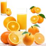 Landal Sinaasappelsap vers getapt
