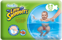 Huggie Little swimmers 3-4